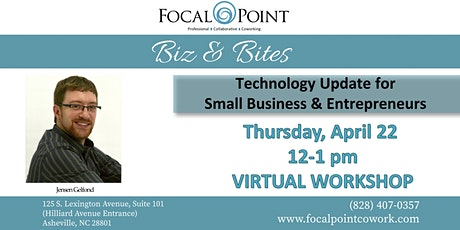 Technology Update for Small Business & Entrepreneurs tickets