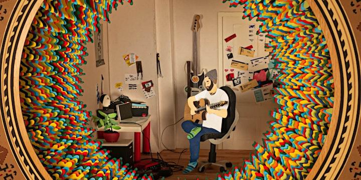 Matze Semmler - Colorful Trippy Cage Releasekonzert /Inside Studio Sessions: Bild