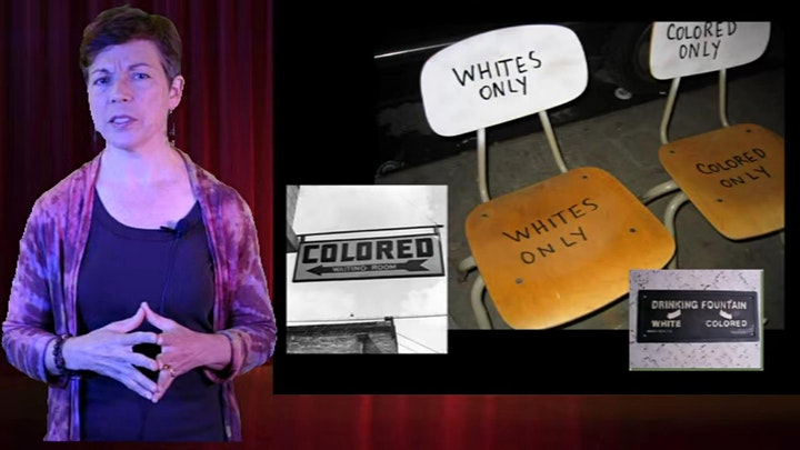 Invisible Systems: My Experience of Privilege & Racism through Story & Song image
