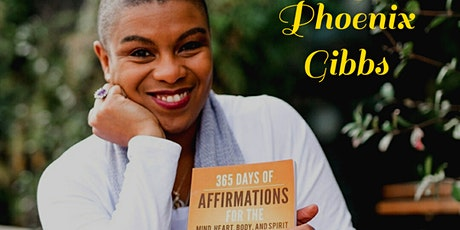 Book Signing with Phoenix Gibbs tickets