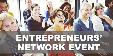 Online: Entrepreneurs' Network Event with Start and Grow Enterprise tickets