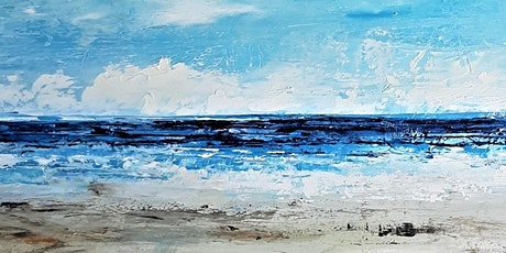 'Create Your Own Seascape'  One Day Painting Workshop - July tickets