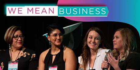Women Entrepreneurs Mean Business 2021 tickets