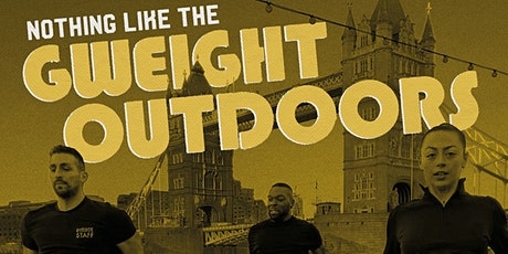 Outdoor Classes with Gymbox (Stratford) tickets