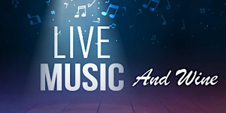 Wine and Live Music with Acoustic Soul tickets