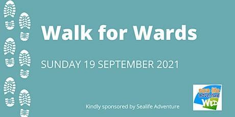 Sponsored Walk for Wards 2021 tickets