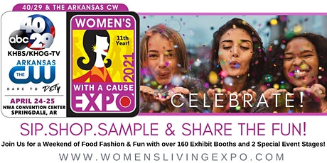 The 40/29 & Arkansas CW NWA Women's Expo With a Cause tickets