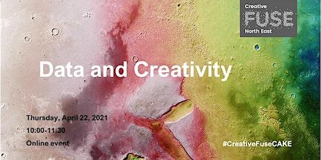 Creative Fuse CAKE - Data and Creativity biglietti
