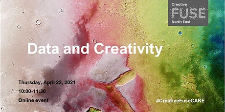 Creative Fuse CAKE - Data and Creativity tickets