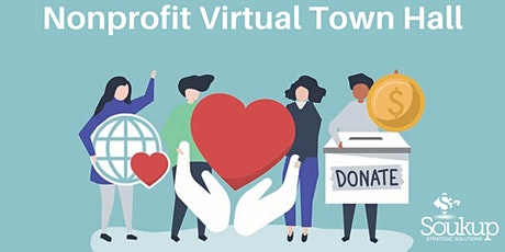 Nonprofit Virtual Town Hall tickets