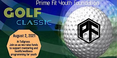 Prime Fit Golf Sponsor Sign Up tickets