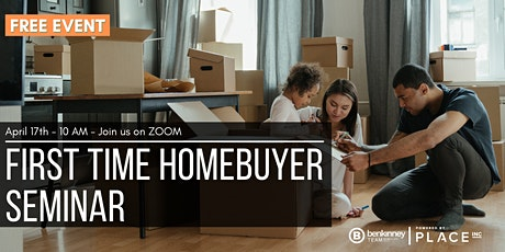 FREE First Time Homebuyer Seminar tickets