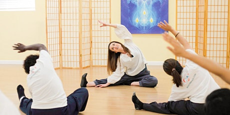 FREE Body & Brain Yoga Tai Chi - Natural Healing Class tickets