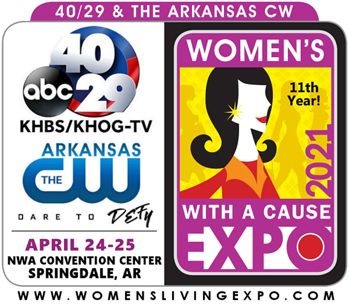 The 40/29 & Arkansas CW NWA Women's Expo With a Cause image