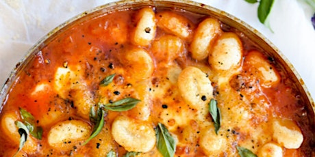In-Person Class: Handmade Gnocchi Workshop (New Jersey) tickets