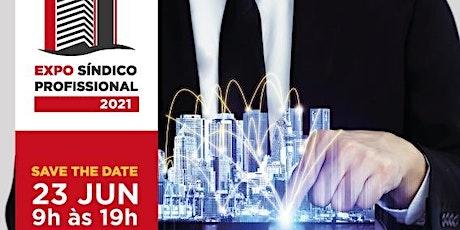 Expo Sìndico Rodada de Negócios - Rio de Janeiro - 23 de JUNHO bilhetes