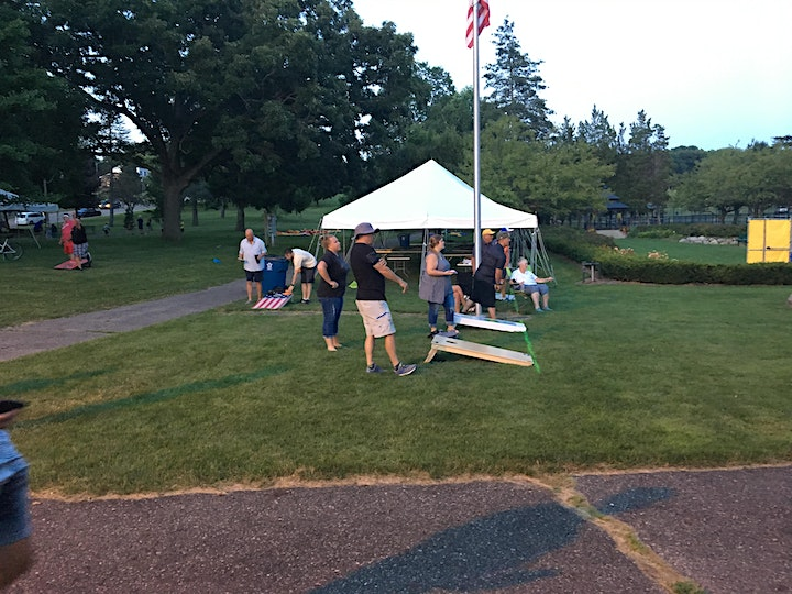 Kindleberger Festival Cornhole Tournament image