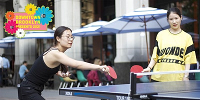 DTBK Presents: Kid-Friendly Ping Pong Happy Hours
