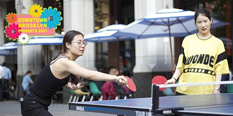 DTBK Presents: Kid-Friendly Ping Pong Happy Hours tickets