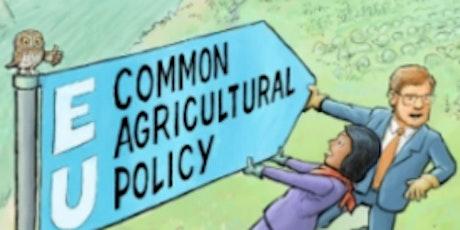 Het Europees landbouwbeleid: wat wordt het? tickets