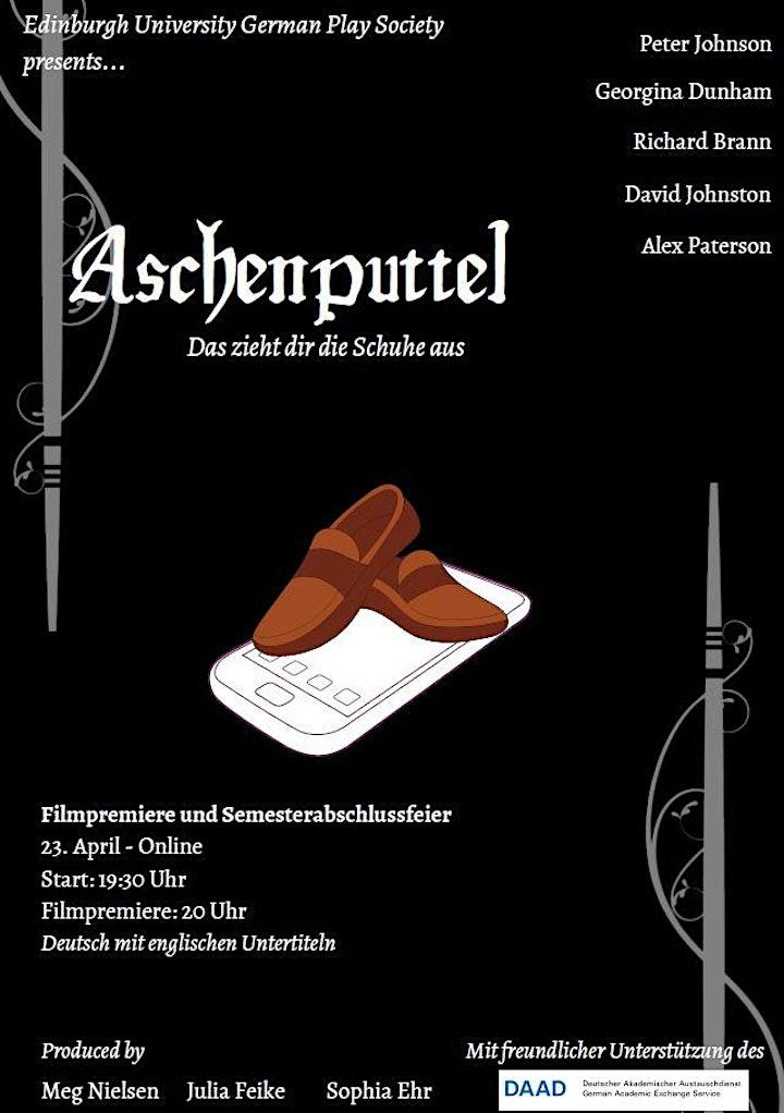 German Play 2021: Aschenputtel (Filmpremiere & Feier) image