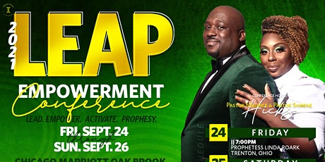 LEAP Empowerment Conference 2021 tickets