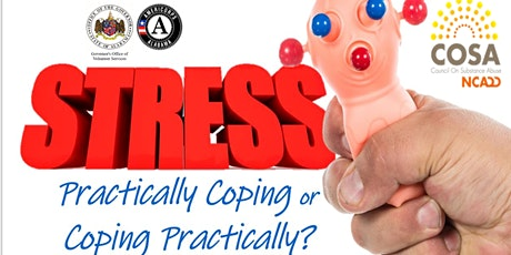 Stressed: Practically Coping or Coping Practically? tickets