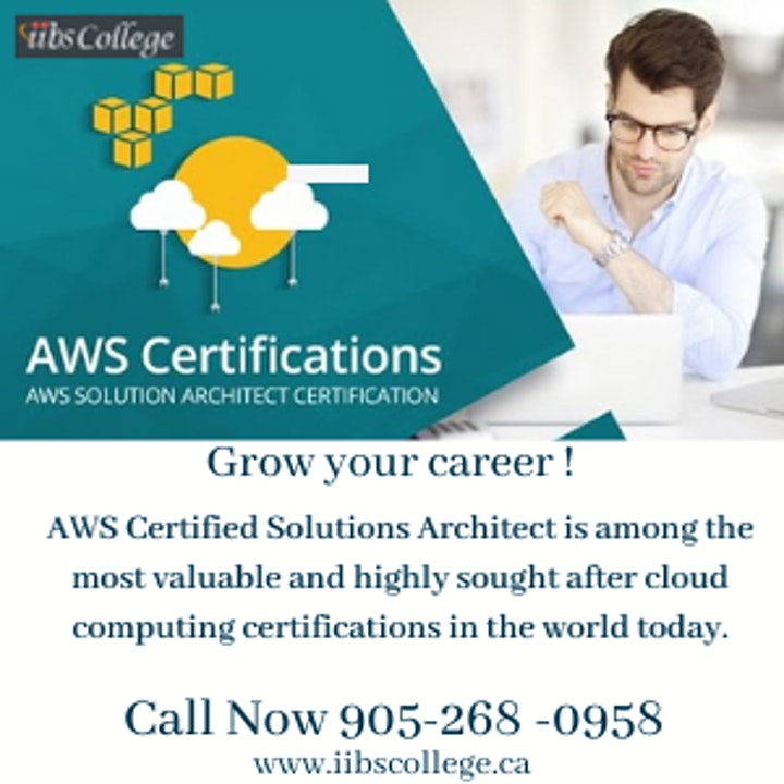 AWS Training - Become AWS Certified Solutions Architect Associate image