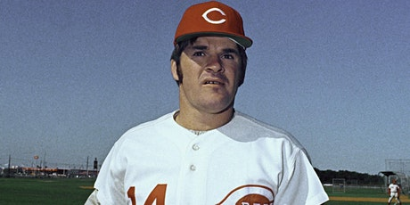 Autograph Show of Texas - Pete Rose tickets