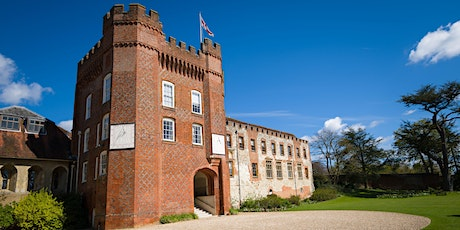 Farnham Castle Guided Tour 23rd June 2021, 2pm tickets