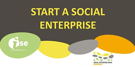 Social Enterprise Drive  Start Social Enterprise tickets