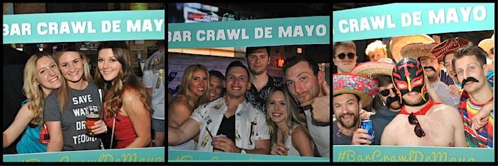 Cinco de Mayo Bar Crawl - Wrigleyville image