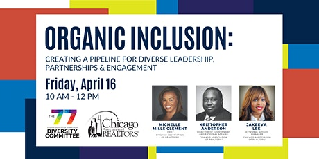 Creating A Pipeline for Diverse Leadership, Partnerships & Engagement tickets