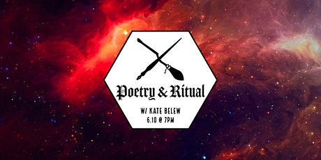 Poetry & Ritual tickets