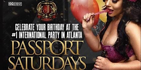 Chicago Takes Over Passport Saturday @ Josephine Lounge - Atlanta, GA tickets