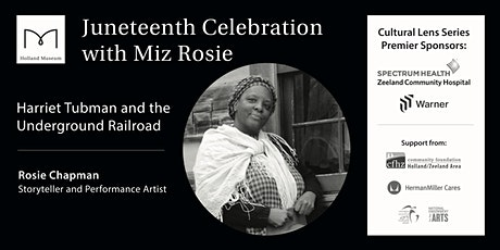 Juneteenth Celebration with Miz Rosie tickets