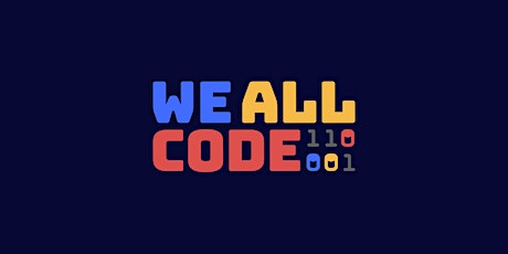 Volunteer Training with We All Code! tickets