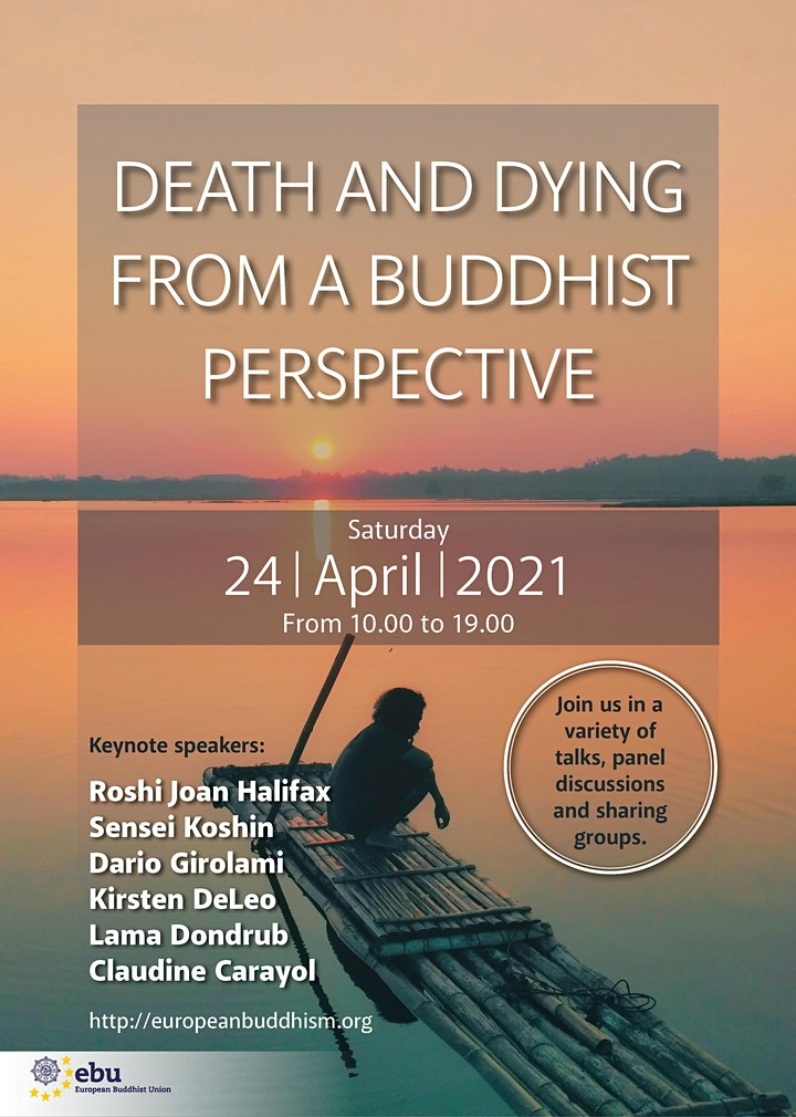 Death And Dying From A Buddhist Perspective image