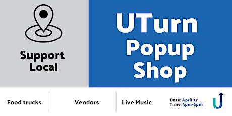 UTurn Pop Up Shop tickets