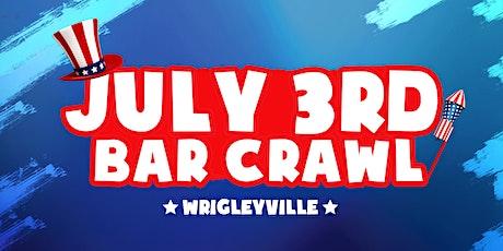 July 3rd Bar Crawl - Wrigleyville tickets