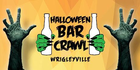 Halloween Bar Crawl - Wrigleyville tickets