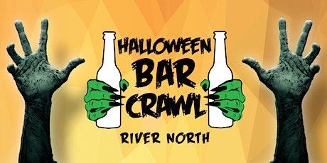 Halloween Bar Crawl - River North tickets