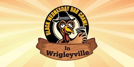 Black Wednesday Bar Crawl - Wrigleyville tickets