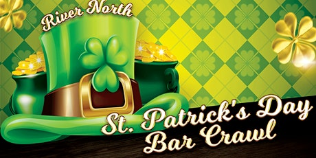 St.  Patrick's Day Bar Crawl - River North tickets