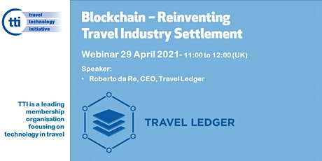 Blockchain – Reinventing Travel Industry Settlement tickets