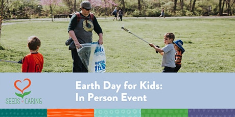 In Person: Earth Day for Kids 4.24.21 tickets