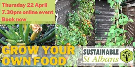 Grow your own food tickets