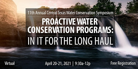 2021 Central Texas Water Conservation Symposium tickets