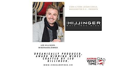 Austrian Wine Time Series: Leo Hillinger, Burgenland Tickets