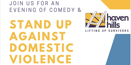 Stand Up Against Domestic Violence - A Virtual Comedy Variety Show tickets
